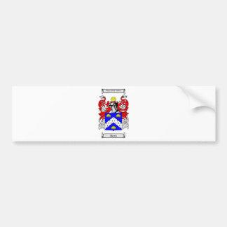 Harris Coat of Arms Bumper Sticker