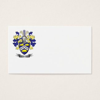 Harris Coat of Arms Business Card