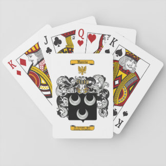 Harris (English) Playing Cards