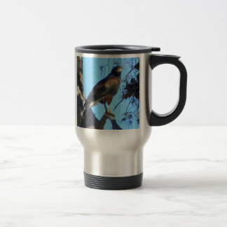 Harris Hawk Travel Mug