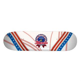 Harris, WI Skate Board