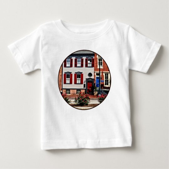 Harrisburg PA - Roses on State Street Baby T-Shirt