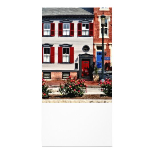 Harrisburg PA - Roses on State Street Card
