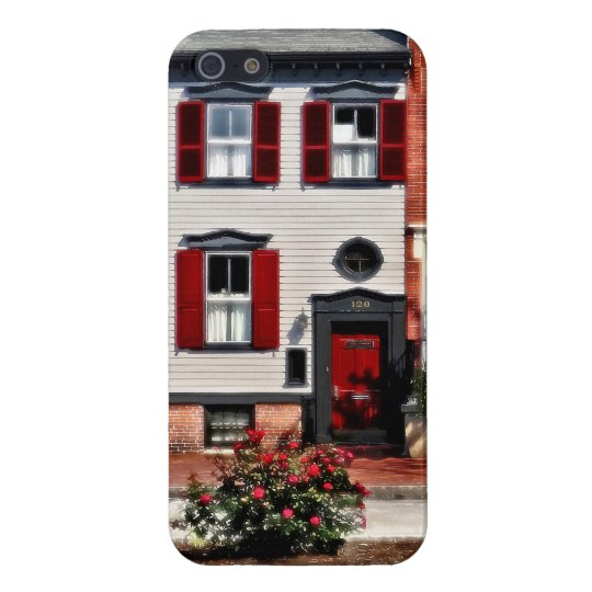 Harrisburg PA - Roses on State Street Case For iPhone 5/5S