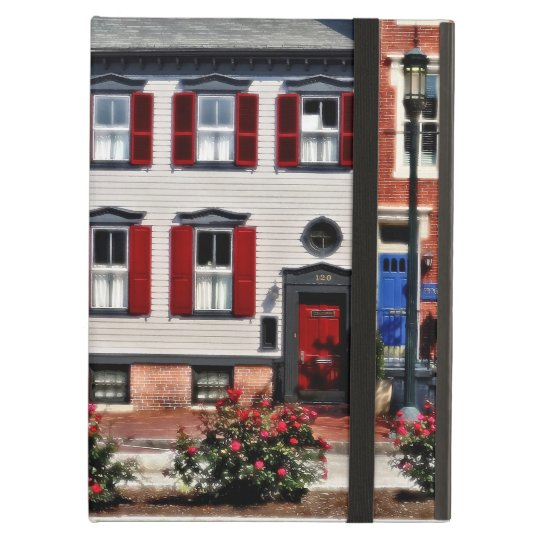 Harrisburg PA - Roses on State Street Cover For iPad Air
