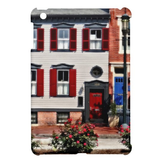 Harrisburg PA - Roses on State Street iPad Mini Cover