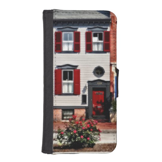 Harrisburg PA - Roses on State Street iPhone SE/5/5s Wallet Case