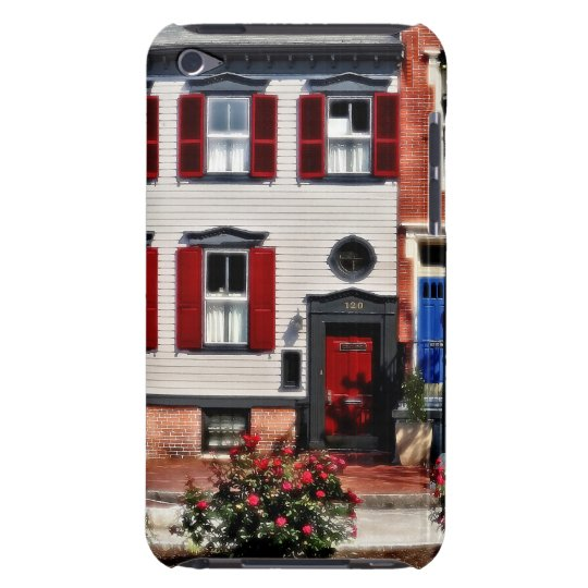 Harrisburg PA - Roses on State Street iPod Touch Case-Mate Case