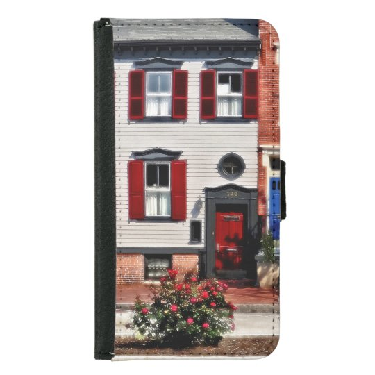 Harrisburg PA - Roses on State Street Samsung Galaxy S5 Wallet Case