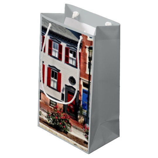 Harrisburg PA - Roses on State Street Small Gift Bag