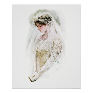 Harrison Fisher: The Bride Poster