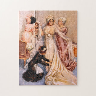 Harrison Fisher: Wedding Jigsaw Puzzle