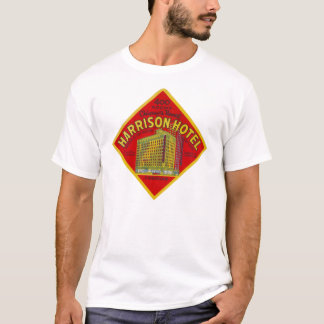 Harrison Hotel Chicago T-Shirt