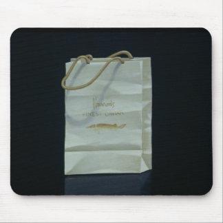 Harrods Caviar Bag 1989 Mouse Pad