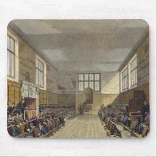 Harrow School Room from 'History of Harrow School' Mouse Pad