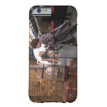 Harry and Hedwig Platform 9 3/4 Barely There iPhone 6 Case
