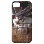 Harry and Hedwig Platform 9 3/4 iPhone 5 Cover