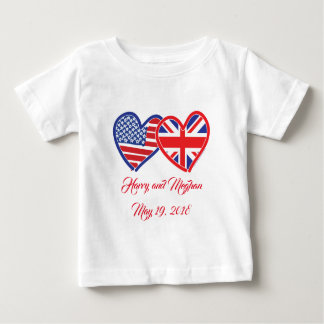 Harry and Meghan Baby T-Shirt