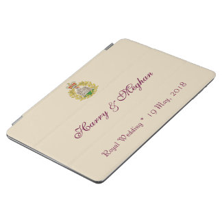 Harry and Meghan Royal Wedding iPad Pro Cover