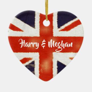 Harry and Meghan Royal Wedding Keepsake Ornament