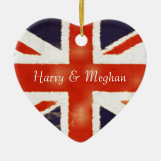 Harry and Meghan Royal Wedding Ornament
