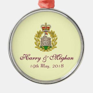 Harry and Meghan Royal Wedding Posh Ornament