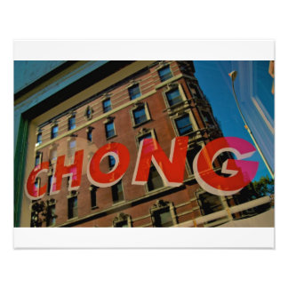 Harry Chong Chinese Laundry-Greenwich Village NYC Photographic Print
