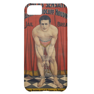 Harry Handcuff Houdini iPhone 5C Case