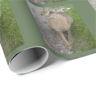 Harry Hare Wrapping Paper
