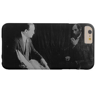 Harry Houdini and the Ghost of Abraham Lincoln Barely There iPhone 6 Plus Case