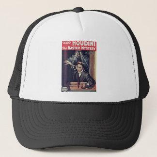 harry houdini trucker hat