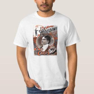 Harry Houdini - Vintage Poster Design T-Shirt