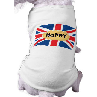 HARRY Monogram Pet T Shirt