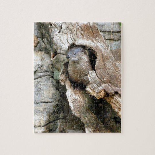 Harry Otter Jigsaw Puzzle
