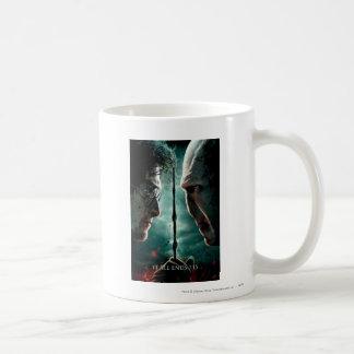 Harry Potter 7 Part 2 - Harry vs. Voldemort Coffee Mug