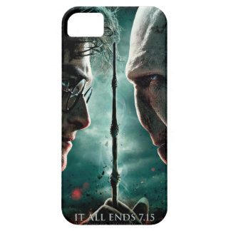 Harry Potter 7 Part 2 - Harry vs. Voldemort iPhone 5 Covers