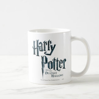 Harry Potter and the Deathly Hallows Logo 1 Mugs