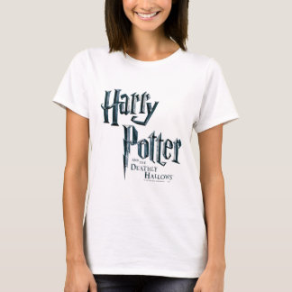 Harry Potter and the Deathly Hallows Logo 3 T-Shirt