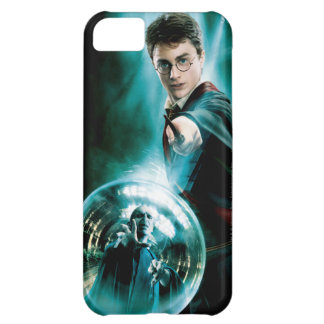 Harry Potter and Voldemort Only One Can Survive Case For iPhone 5C