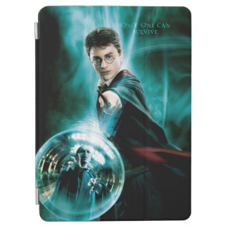 Harry Potter and Voldemort Only One Can Survive iPad Air Cover