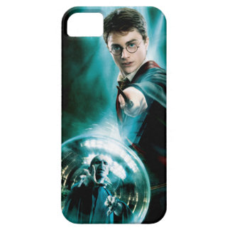 Harry Potter and Voldemort Only One Can Survive iPhone 5 Cover