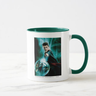 Harry Potter and Voldemort Only One Can Survive Mug
