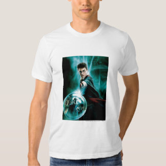 Harry Potter and Voldemort Only One Can Survive T Shirt
