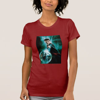 Harry Potter and Voldemort Only One Can Survive Tee Shirts