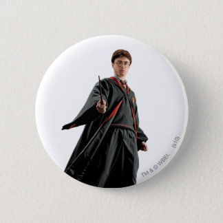 Harry Potter At The Ready 2 Inch Round Button
