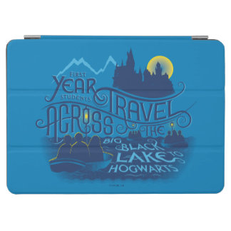 Harry Potter | Black Lake To Hogwarts iPad Air Cover