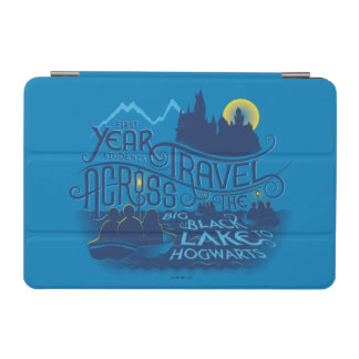 Harry Potter | Black Lake To Hogwarts iPad Mini Cover