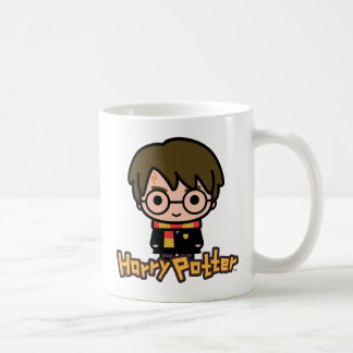 Harry Potter Cartoon Character Art Coffee Mug