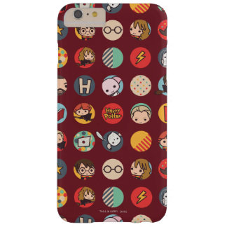 Harry Potter Cartoon Icons Pattern Barely There iPhone 6 Plus Case