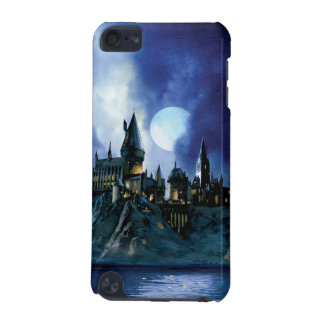 Harry Potter Castle | Hogwarts at Night iPod Touch (5th Generation) Case